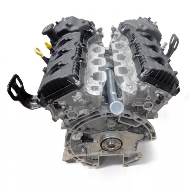 Motor Completo Ford Edge Limited Se/sel 3.5 V6 24v 09/14